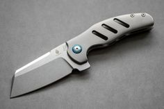 Kizer Cutlery Sheepdog Folding Knife. A heavy-duty everyday knife designed to inspire confidence.