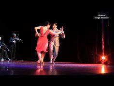 """Mano Brava"". Ariadna Naveira and Fernando Sanchez with ""Solo Tango orchestra"". Танго. - YouTube"