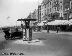 Buildings and Landmarks - Brighton Front - 1929 1929