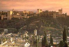 Alhambra, Granada, España (my city)
