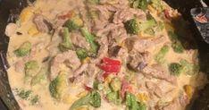 Mitt liv med lavkarbo. En blogg hvor jeg deler oppskrifter, enkle oppskrifter som passer i en hektisk hverdag. Curry, Chicken, Food, Curries, Essen, Meals, Yemek, Eten, Cubs