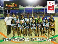 PROJETO BOM EXEMPLO - Associação Esportiva, Social e Cultura Bom Exemplo: Equipe feminina do Projeto Bom Exemplo fica em 4º ...