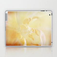 Tulip and Texture Laptop & iPad Skin by Fine2art - $25.00