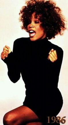"""Whitney Houston """" The Voice """""""