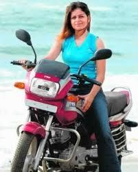 "india girls on bike welcomes-Women empowerment-Save A Girl Child-""Beti Bachao-Beti Padhao"" : biker girls 5 Girl Riding Motorcycle, Biker Girl, Indian Wife, Indian Girls, French Maid Dress, Cute Beauty, Strong Women, Women Empowerment, Lady"