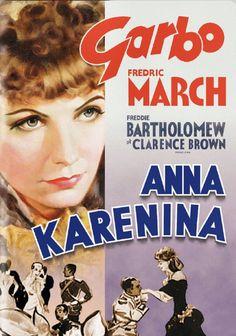 Anna Karenina (1935) - Greta Garbo, Fredric March, Freddie Bartholomew, Maureen O'Sullivan, Basil Rathbone