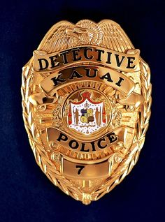 Detective Badge | Detective Badge Collection