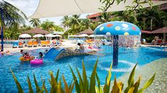 Kids will love this! Phuket Thailand, Thailand Travel, Karon Beach, Holiday Destinations, Favorite Holiday, Orchids, Patio, Places, Outdoor Decor