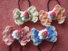 Ll short nap Crochet goods made cute Hirosaki crochet instructor Izumi egg remains ... |!! Image of