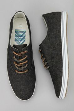 online store 46bc6 5c1e8 Urban Outfitters Plimsole Fashion Moda, Urban Fashion, Mens Fashion,  Fashion Shoes, Fashion