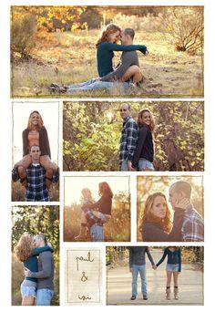 Beautiful couple photography - love the light!