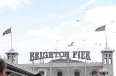 @Brighton Pier  Brighton, UK