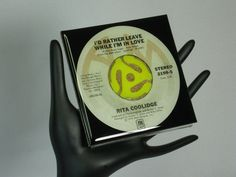 Rita Coolidge Collectable  Drink Coaster  by ROCKANDROLLCOASTERS, $6.50