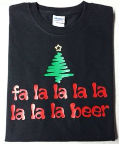 Perfect for my husband! Ugly Xmas Sweater, Christmas Sweaters, Beer Shop, Beer Fest, Perfect For Me, Cool Shirts, Trending Outfits, Sweatshirts, T Shirt