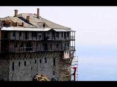 Simonopetra Monastery - Great Doxology - YouTube Pisa, Tower, The Originals, World, Building, Youtube, Travel, Viajes, Computer Case