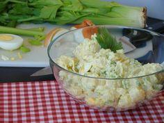 All American - Traditional Potato Salad - Budget Gourmet Mom