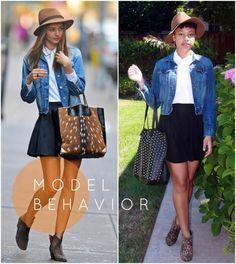 Style Inspiration: Miranda Kerr