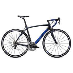 Kestrel Legend Shimano 105 Bicycle, Satin Carbon/Blue Gray, 62cm/XX-Large