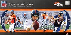 NFL Denver Broncos - Peyton Manning - 750 Piece Jigsaw Puzzle