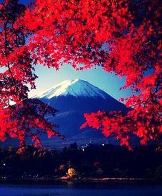 Fuji dağının güzelliği... pic.twitter.com/LdEgn22dwN