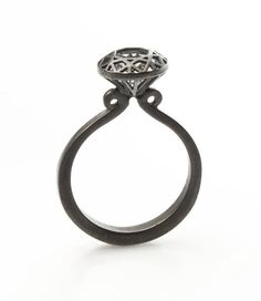 Like Diamond Ring with stone Comes with Climbing por SeldaOkutan