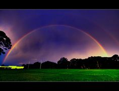 Double Rainbow   By Kane Gledhill @Flickr - Coffs Harbour,New South Wales,AU