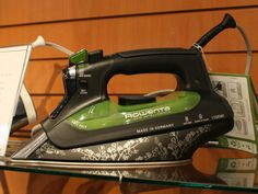 Rowenta irons came late in my life, my current one is about 8 years old.  I crave this new model