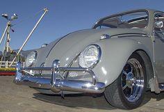 Old school Vintage VW Beetle