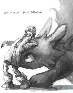 dragon in training