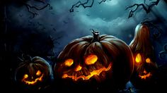 Halloween Horror Wallpaper