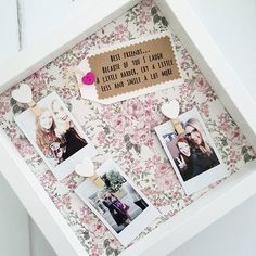 Best Friends Gift/Bridesmaid Gift/Best Friends Frame