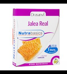 Jalea real en perlas  www.camposdealoe.es