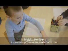 Jak připravit předškoláka do první třídy - YouTube