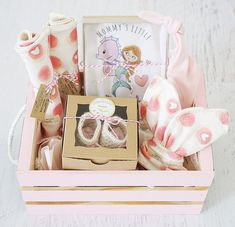 Baby Girl Gift Basket, Personalize Baby's Name, Mermaid Baby Clothes, Organic Baby Gift, Organic Han Baby Girl Gift Baskets, Baby Girl Gifts, Baby Mermaid Outfit, Organic Baby, Personalized Baby, Baby Names, Wraps, Gift Wrapping, Packaging