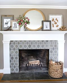 The girls from #SpringFling4Decor want to see our spring mantels and it's also #myneutralmonday so I'm hashtag double dipping with a pic of our spring fireplace! I kinda cheated and threw my dining room flower arrangement from The White Vase Challenge (see four posts back!) up there to brighten that baby up! Do you want to play along with either of these fun hashtags @calypsointhecountry and @sarahsofiaproductions? @liketoknow.it www.liketk.it/2ieTJ #liketkit by drivenbydecor
