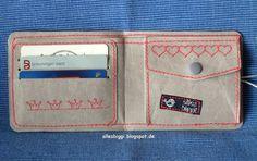 Geldbörse aus SnapPap