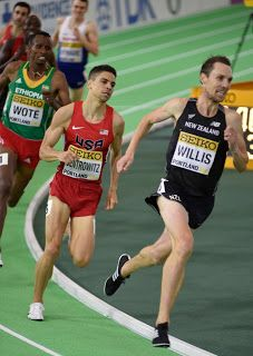 Wins by Centrowitz, Cunningham, and both 4x400 relay teams bring down curtain on Portland 2016...