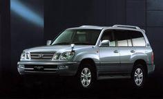 Toyota Land Сruiser Cygnus Premium Edition (UZJ100W) '02.2004