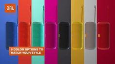 From JBL: Flip 3 Portable Bluetooth Speaker | crutchfield.com