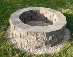 Easy Homesteading: How To Build A Back Yard Fire Pit                                                                                                                                                     More