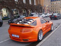 Porsche 928 widebody