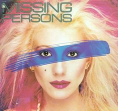 "Missing Persons ""Spring session M"" album LPs Vinyl record Genre: New Wave Sleeve grades Vg++ minor wear Vinyl grades Vg++ Dance Pop, Pop Rocks, 80s Album Covers, Terry Bozzio, Vinyl Poster, New Wave, Missing Persons, Universal Music Group, 80s Music"