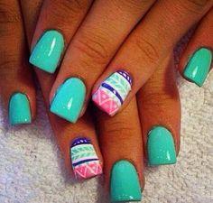 cute nail art designs for womens 2014