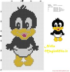 Baby Daffy Duck Looney Tunes