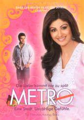 Metro – Die #Liebe kommt nie zu spät   Netzkino.de #Netzkino #GratisFilm #GanzerFilm #Bollywood
