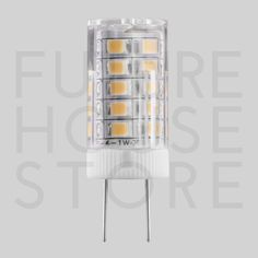 MAX-LED BULB G4 3W SMD 12V WARM WHITE