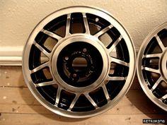 mk1 cabriolet wheels | OEM VW Avus Alloy Wheels Image