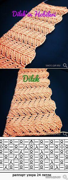 Kișisel İletilerim.  model de tricotat