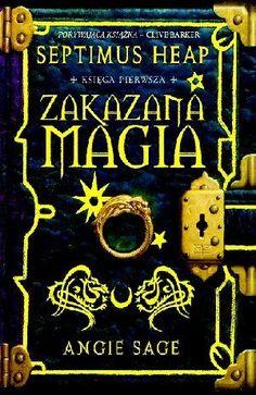 Debiutancka powieść Angie Sage, otwiera cykl książek o Septimusie Heapie, siódmym synu siódmego syna, obdarzonym nadzwyczaj magicznymi zdolnościami. Jego ojciec Silas Heap, który wracając do domu znal...