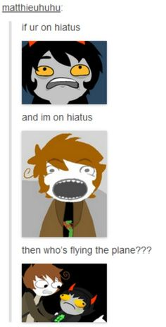 I love the fact that the Homestuck and Hetalia fandoms take special care of each other when one is in trouble.